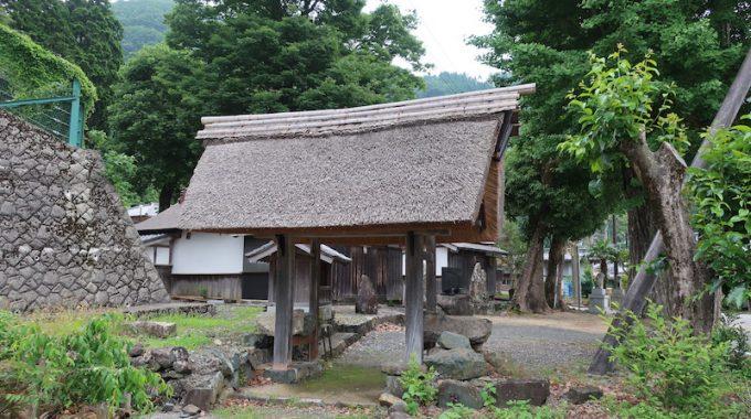 加藤先生レポ:湖北菅浦を訪ねてきました