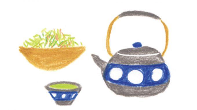 学びとつながる 近江特産品トリビア 《食文化編》2 煎茶