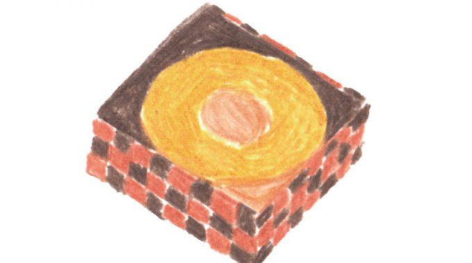 学びとつながる 近江特産品トリビア 《食文化編》3 バームクーヘン