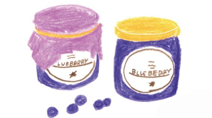 学びとつながる 近江特産品トリビア 《食文化編》4 ブルーベリー